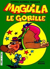 Maguila le gorille -3- Je rêve ou je dors ?