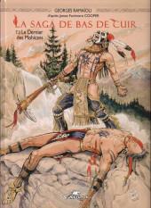 La saga de Bas de Cuir -2TL- Le Derniers des Mohicans