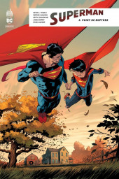 Superman Rebirth -5- Point de rupture