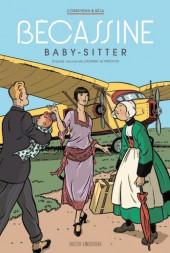 Bécassine -32- Bécassine baby-sitter