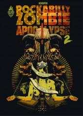 Rockabilly Zombie Apocalypse -2- Le Royaume d'Hades