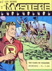 Les héros du mystère -7- Le mystère de la cabine téléphonique