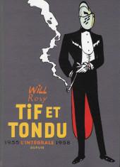 Tif et Tondu -INT2- L'intégrale 1955 - 1958