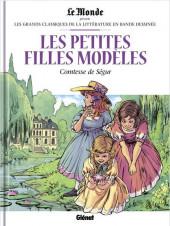 Les grands Classiques de la littérature en bande dessinée -46- Les Petites Filles Modèles