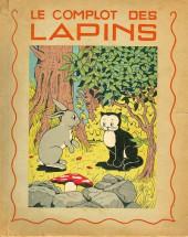 (AUT) Tillieux - Le complot des lapins