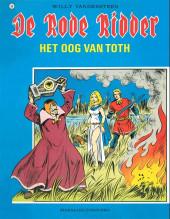 Rode Ridder (De) -88- Het oog van toth