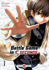 Battle Game in 5 seconds -1- Tome 1