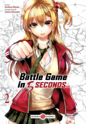 Battle Game in 5 seconds -2- Tome 2