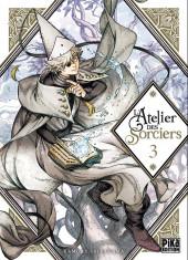 L'atelier des sorciers -3- Volume 3