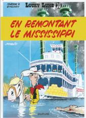 Lucky Luke -16g17- En remontant le Mississippi