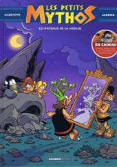 Les petits Mythos -9- Les rateaux de la méduse