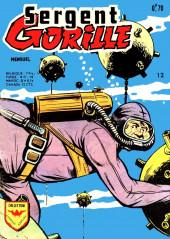Sergent Gorille -12- Le bain est prêt