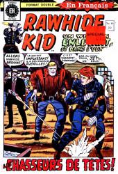 Rawhide Kid (Éditions Héritage) -10- Les chasseurs d'hommes