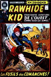 Rawhide Kid (Éditions Héritage) -12- Les fusils des Comancheros!