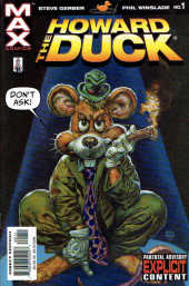 Howard the Duck (2002) -1- Making the band