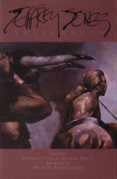 (AUT) Jones, Jeff -2000- Jeffrey Jones Sketchbook