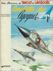 Tanguy et Laverdure -4b79- Escadrille des cigognes
