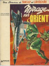 Tanguy et Laverdure -5d1974- Mirage sur l'Orient