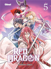 Red Dragon -5- Tome 5