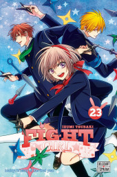 Fight Girl -23- Tome 23