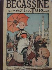 Bécassine -6a28- Bécassine chez les Turcs
