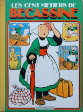 Bécassine -7d80- Les cent métiers de Bécassine