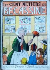 Bécassine -7a21- Les cent métiers de Bécassine