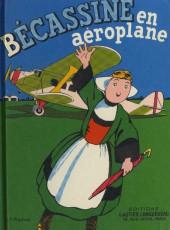 Bécassine -16a70- Bécassine en aéroplane