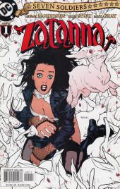 Seven Soldiers: Zatanna (2005) -1- Talking Backwards Sdrawkcab Gniklat