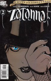Seven Soldiers: Zatanna (2005) -2- A Book in the Beginning