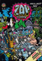 Zap Comix (1967) -5- Zap Comix #5