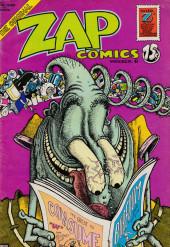 Zap Comix (1967) -6a- Zap Comix #6