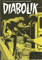 Diabolik Géant -6- Une victime de trop