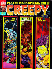 Creepy (Warren) -87- Planet Mars Special Issue!