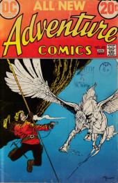 Adventure Comics (1938) -425- The Wings of Jealous Gods