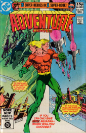 Adventure Comics (1938) -478- Grand Illusion!