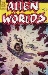 Alien Worlds (Pacific comics - 1982) -3- Issue # 3