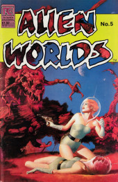 Alien Worlds (Pacific comics - 1982) -5- Issue # 5