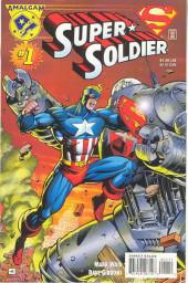 Super-Soldier (Amalgam Comics - 1996) -1- Super Soldier #1