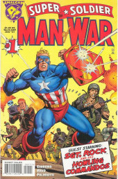 Super Soldier: Man of War (Amalgam Comics - 1997) -1- Super Soldier: Man of War #1