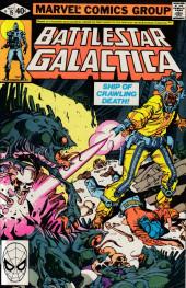 Battlestar Galactica (1979) -15- Derelict!