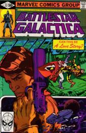 Battlestar Galactica (1979) -22- Black Is the Color of My True Love's Hair