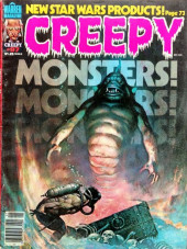 Creepy (Warren) -97- Monsters!