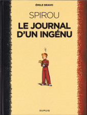 Spirou et Fantasio par... (Une aventure de) / Le Spirou de... -4c18- Le Journal d'un ingénu