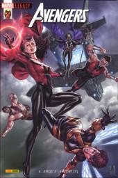 Marvel Legacy - Avengers (Marvel France - 2018) -4- Jusqu'à la mort (II)