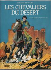 Bohémond de Saint-Gilles -1a1984- Les chevaliers du désert