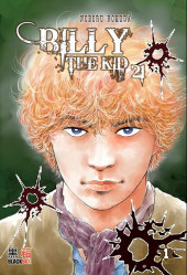 Billy the kid 21 -1- Tome 1