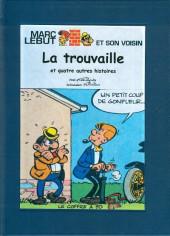 Marc Lebut et son voisin -HS- La trouvaille