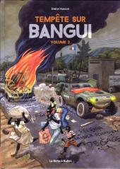 Tempête sur Bangui -2- Volume 2