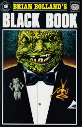 Brian Bolland's Black Book -1- Brian Bolland's Black Book #1